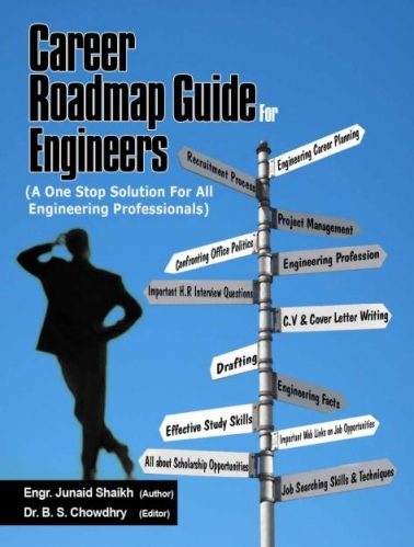 Career Road Map Guide for Engineers Book Available