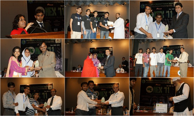 Nex'11 Award Distribution