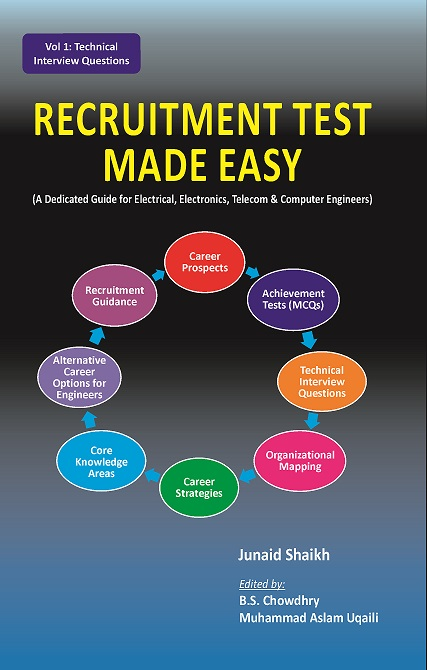 Recruitment Test Made Easy - Dedicated Guide for Electrical